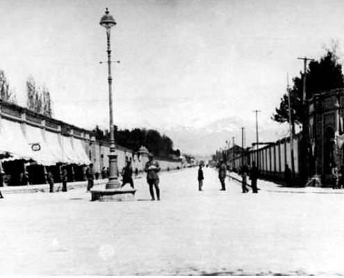 میدان امیریه در دوره قاجار
