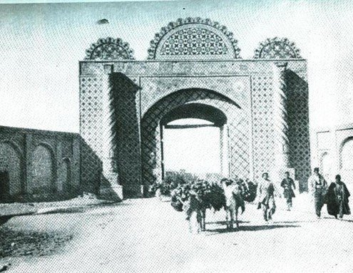 دروازه قزوین