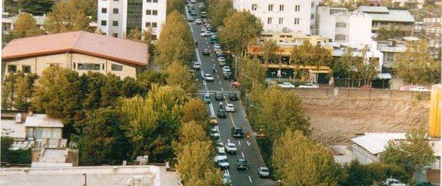 خیابان پاسداران