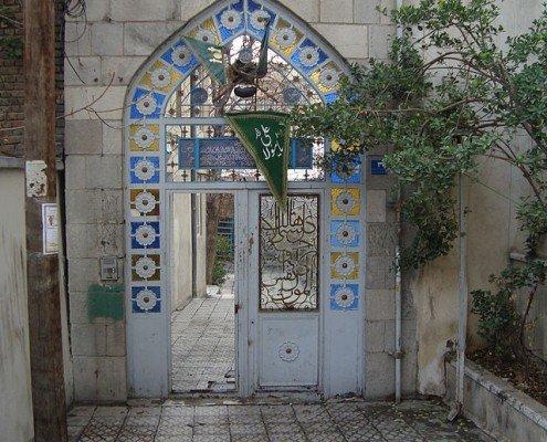 آرامگاه ظهیرالدوله
