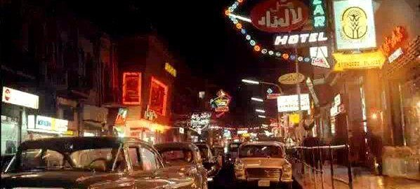 خیابان لاله زار، دهه 40 خورشیدی