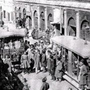خیابان چراغ گاز، تهران قدیم