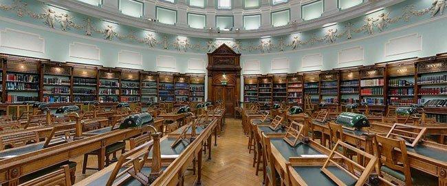 کتابخانه ملی ایرلند
