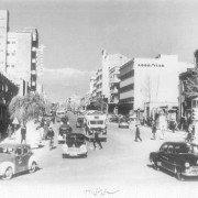 خیابان سعدی، تهران قدیم