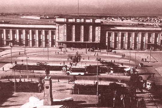 میدان راه آهن